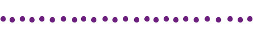 purple dot border