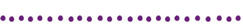 purple dot border