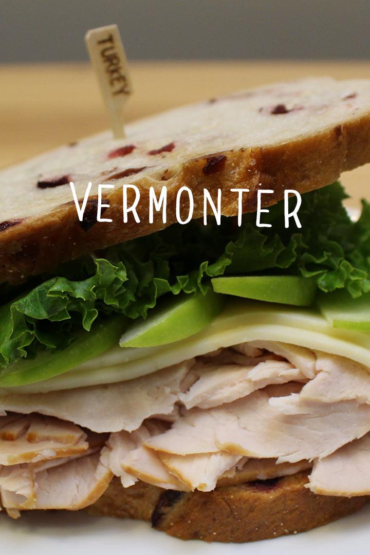 Vermonter Sandwich